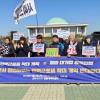 재벌 대기업 청부입법으로 과로사를 합법화 하는  탄력근로제 확대 개악 반대 한다