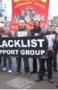 영국 건설노동자, 블랙리스트에 맞서 싸우다
