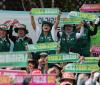 불법파견 확정 판결! 한국도로공사는 톨게이트 요금수납노동자 전원을 즉시 직접고용하라!